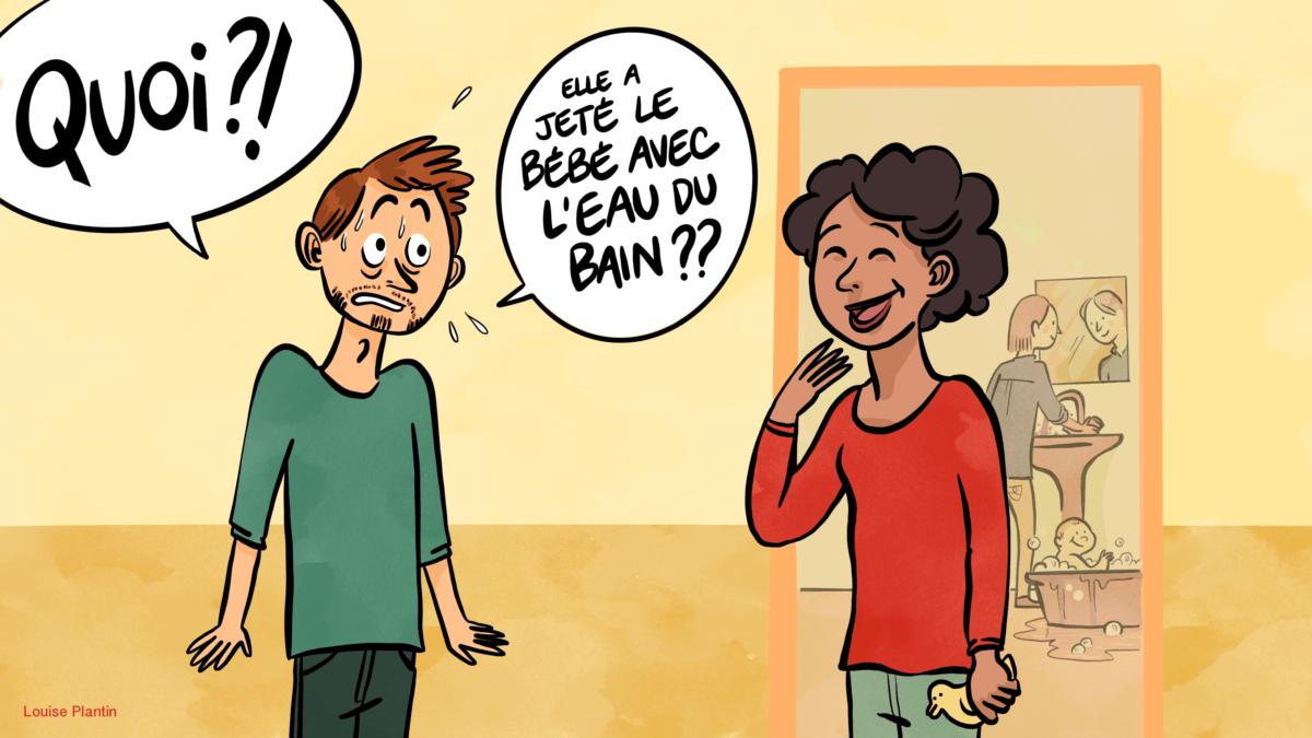 Connaitre les expressions idiomatiques vous permettra de mieux comprendre votre interlocuteur.