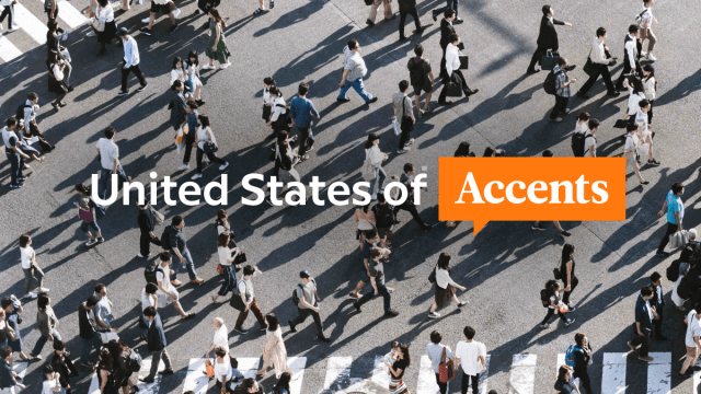 The United States Of Accents: A Guide To The American Ways Of Speaking