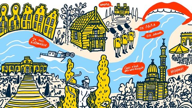 Sehenswürdigkeiten in Potsdam – eine sprachliche und historische Reise