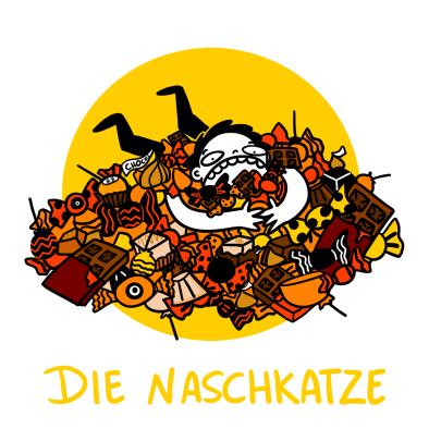 Niemieckie słowa - die Naschkatze