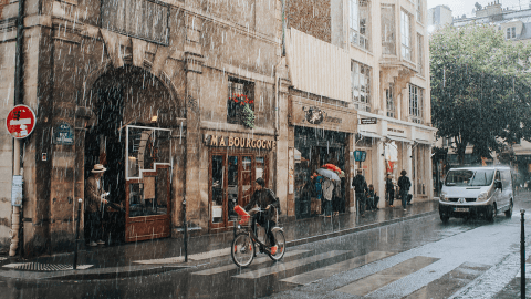 How To Talk About The Weather In French