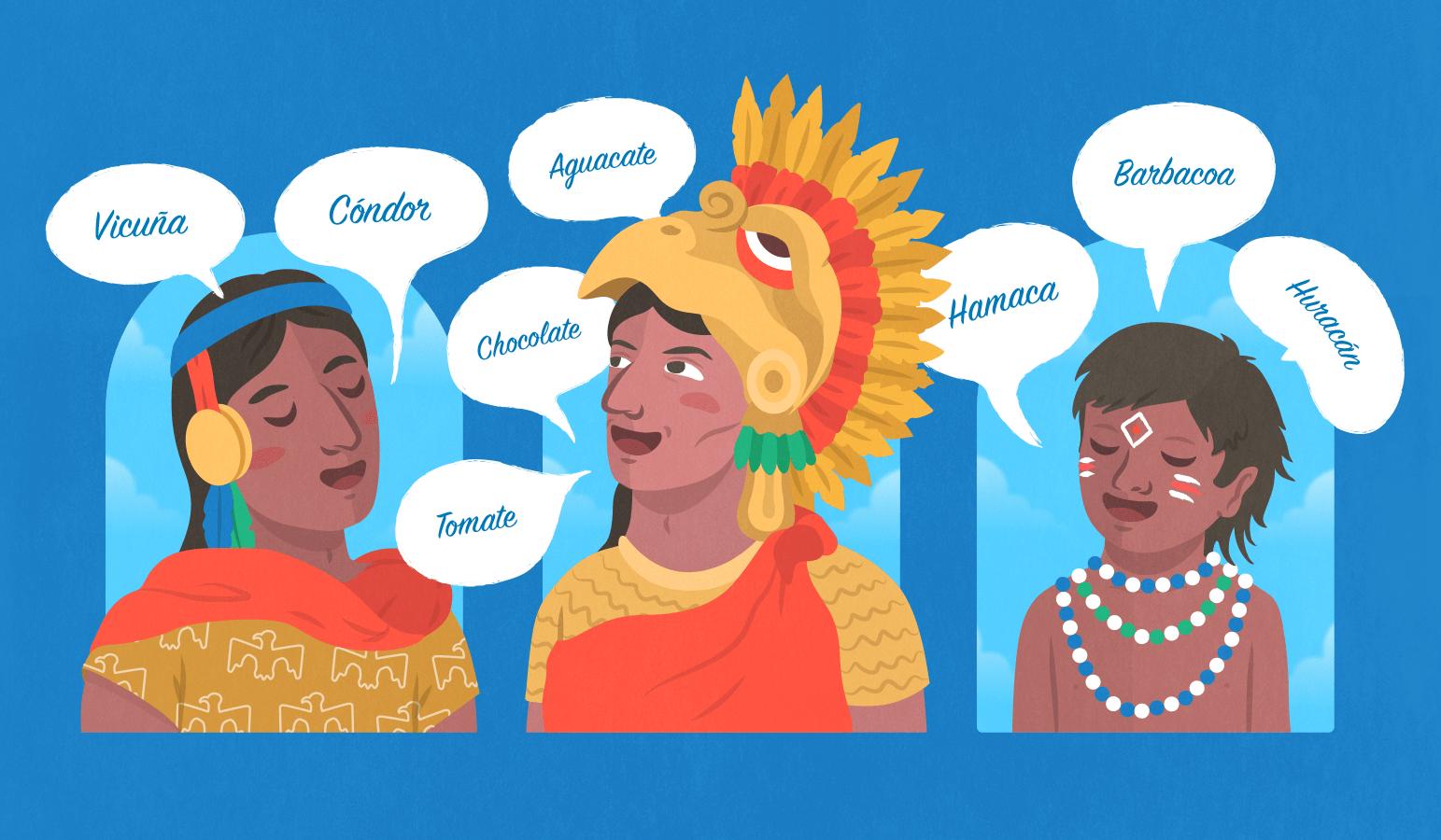 La historia del español en América