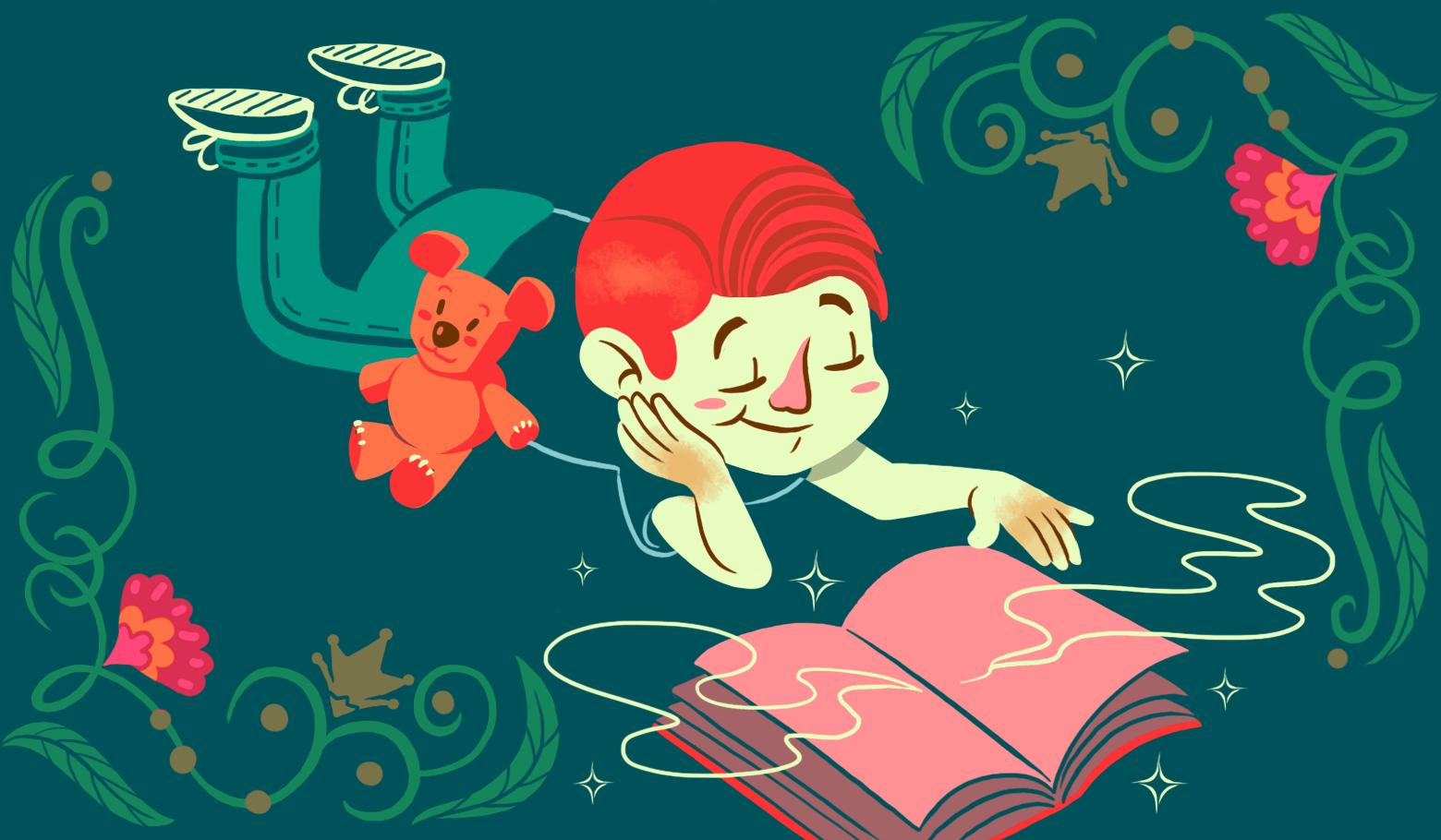 Los cuentos infantiles