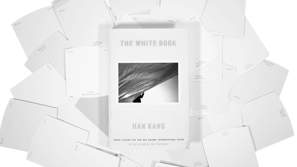 Introducing Han Kang's 'The White Book'