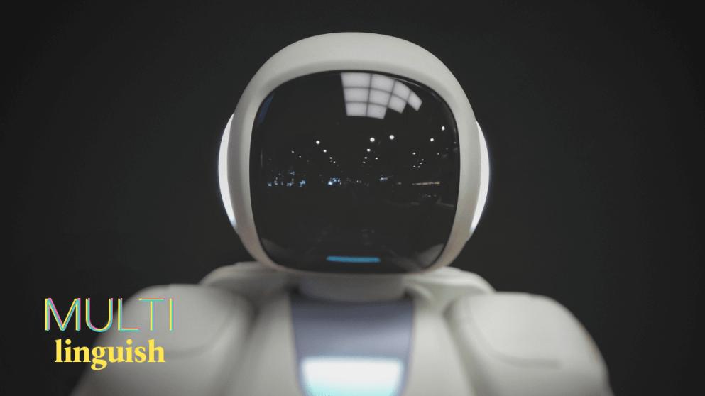 Multilinguish Episode 1: Sexist Robots