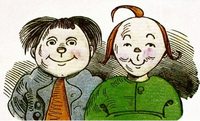 children's books max und moritz