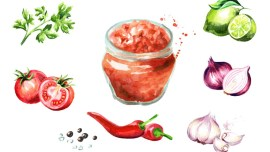 The Definitive Guide To Mexican Salsas (With A Heat Scale)