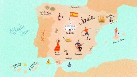 Como estudar espanhol antes de suas férias