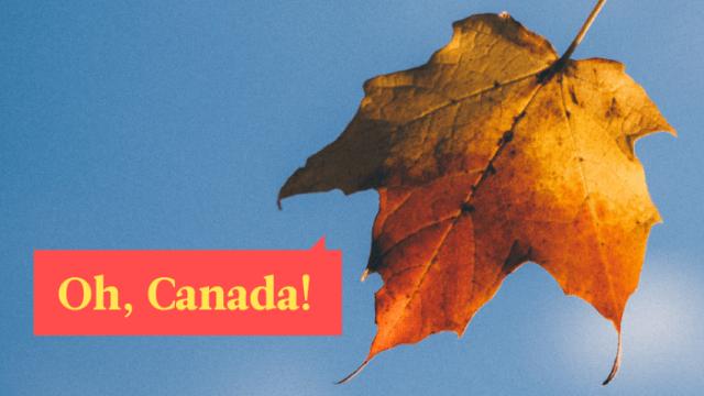 Najpopularniejsze języki w Kanadzie