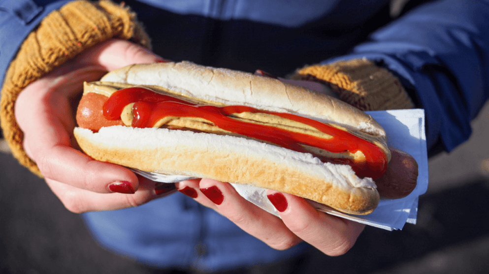 What 'Is A Hot Dog A Sandwich?' Can Teach Us About Language