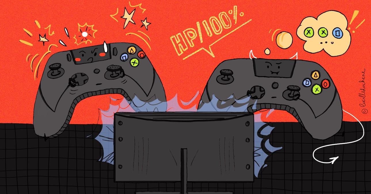 """Le mot """"cheat"""" est l'un des termes les plus (im)populaires de notre lexique des jeux vidéo !"""