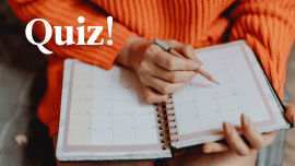 Quiz: Do You Know The Days Of The Week In French?