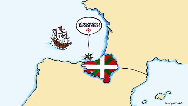 Langues singulières d'Europe : la mystérieuse langue basque