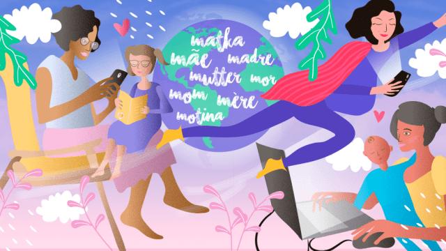 La idea más creativa para sorprender a tu mamá el Día de la Madre
