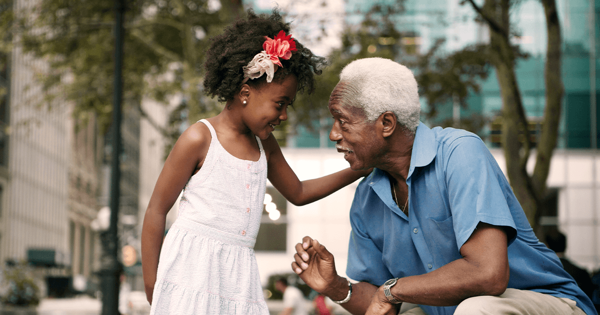 Other Languages Have Adorable Names For Grandparents, Too