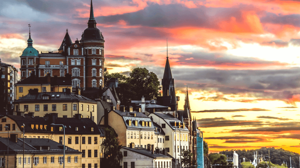 The Complete Guide To Traveling In Sweden This Summer