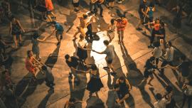 Danze tradizionali e popolari in Europa