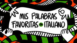 Mis 8 palabras en italiano favoritas