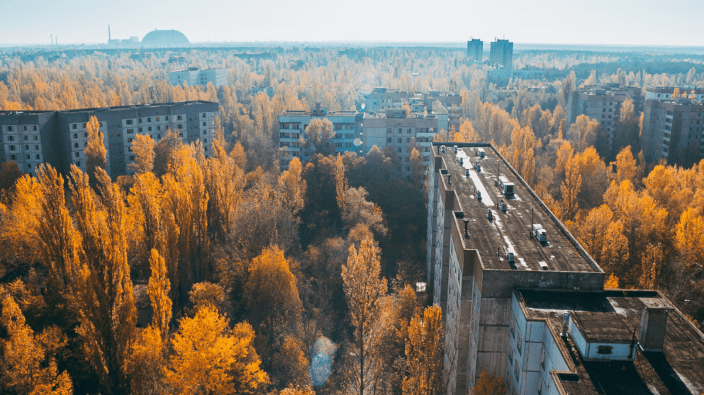 5 Facts About HBO's 'Chernobyl' And The Languages Of The Soviet Union