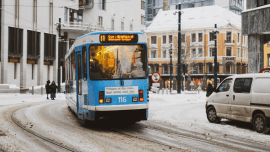 How To Talk About Transportation In Norwegian