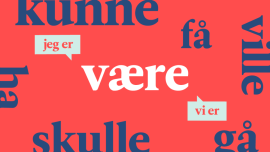 La conjugaison en norvégien – les 20 verbes les plus courants