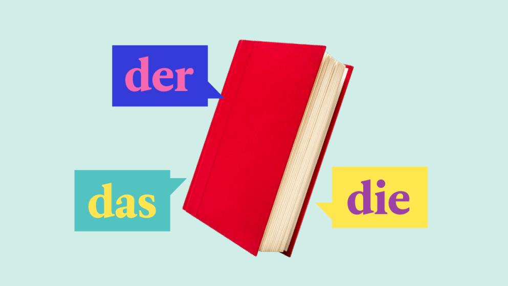 Niemieckie rodzajniki – tego można się nauczyć!