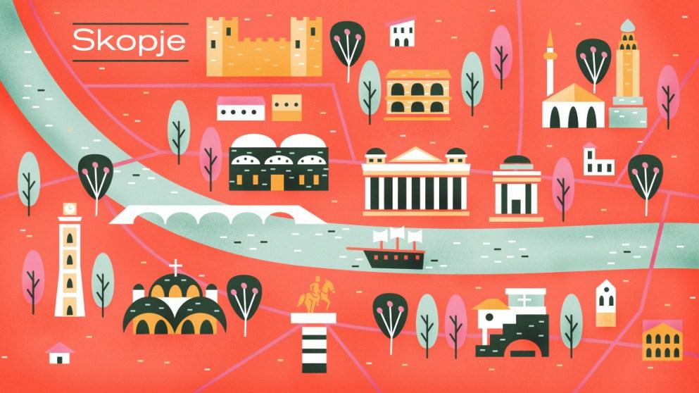 Mazedonien 2019 – das musst du im kulturellen Paradies erleben