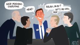 Como se sair bem em uma entrevista de emprego? Aprenda um novo idioma