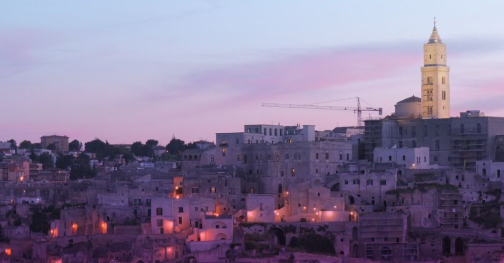 Go On An Italian Adventure In Matera, The City Of Stones