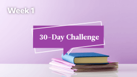 Babbel 30-Day Challenge Week 1: Reading