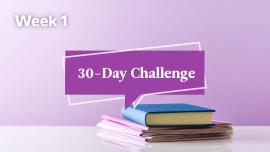 Babbel 30-Day Challenge Week 1: Reading