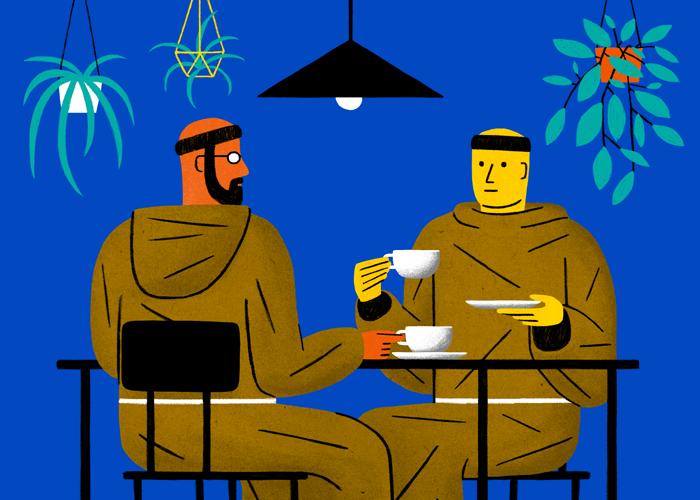 Etymologia słowa cappuccino