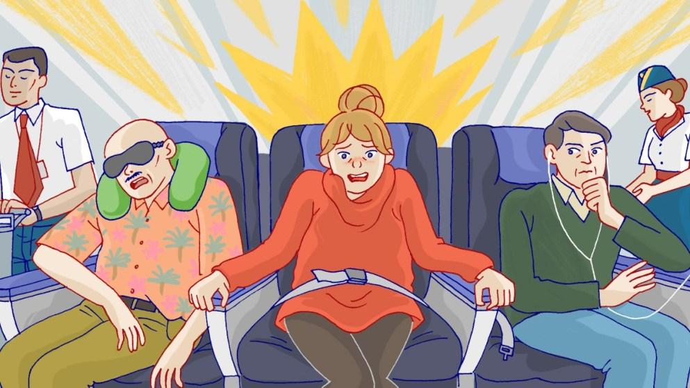 Lu du ciel : la langue secrète des pilotes de ligne