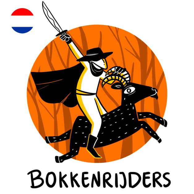 Bokkenrijders