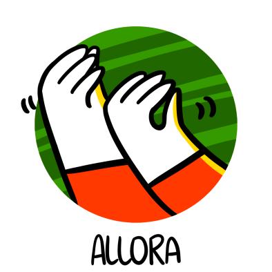 8 italienische Lieblingswörter–allora