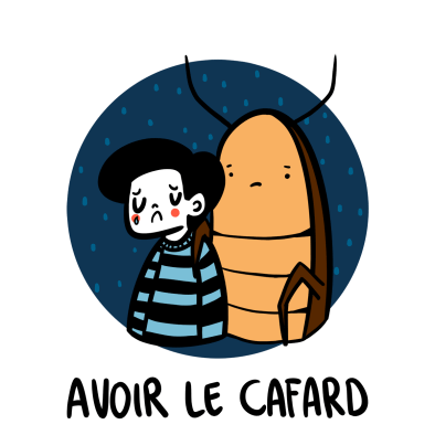 9 französische Lieblingswörter–Cafard