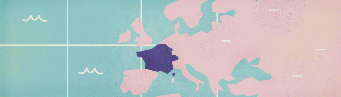 ¿Cuánta gente habla francés en Europa?