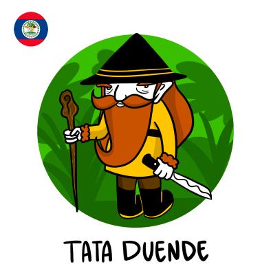 Tata-Duende - der belizianische Butzemann