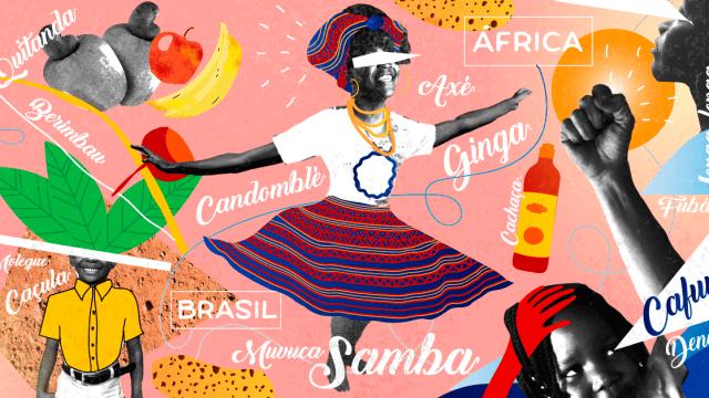 As línguas africanas e sua imensa influência histórica na nossa língua portuguesa