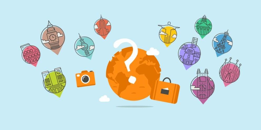 Where are you from?Eis a questão