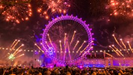 The Best Cities In Europe To Spend New Year's Eve
