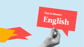 5 consigli per padroneggiare finalmente l'inglese