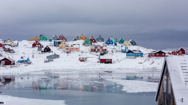 All In The Language Family: The Inuit Languages