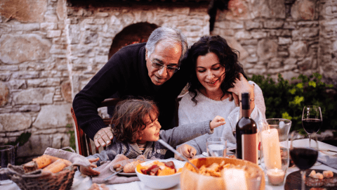 How To Talk About Family In Italian