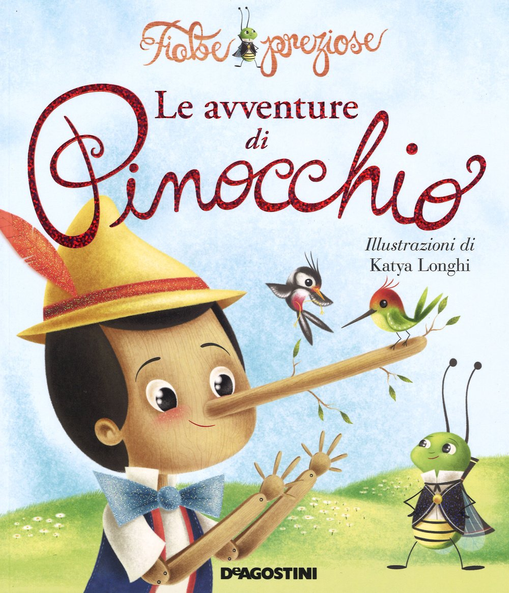 Le Avventure di Pinocchio - one of the most translated books in the world