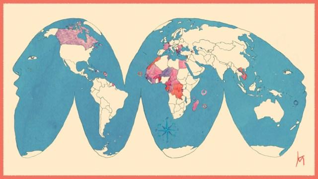 Quelle place occupe la francophonie dans le monde en 2021 ?