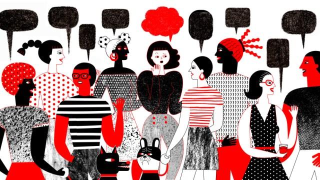 """¿Palabras como """"ciudadanos"""" se pueden considerar como lenguaje sexista?"""