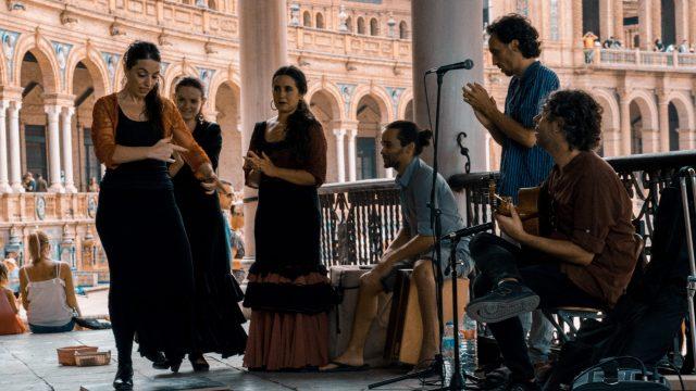 El lenguaje del flamenco