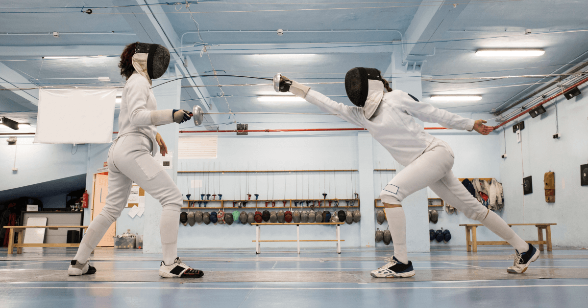 Jargon Watch: The Language Of Fencing