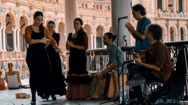 The Language Of Flamenco